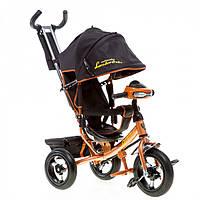 Трехколесный велосипед BC-17B Lambotrike Azimut AIR Light детский коричневый, фото 1
