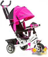 Триколісний велосипед BC-17B Lambotrike Azimut AIR Light дитячий рожевий, фото 1
