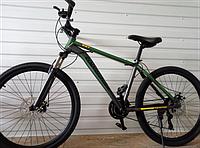 """Велосипед спортивный TopRider 887 26"""" зеленый, фото 1"""