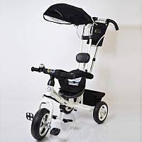 Sigma Lex-007 велосипед детский трехколесный (10/8 EVA wheel) White, фото 1