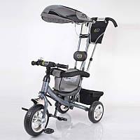 Sigma Lex-007 велосипед дитячий триколісний (10/8 EVA wheel) Grey