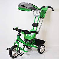 Sigma Lex-007 велосипед дитячий триколісний (10/8 EVA wheel) Green