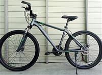 """Велосипед спортивный TopRider G35 26"""" зеленый, фото 1"""