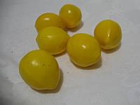 Лимон декоративный мини (упаковка 6 шт), 22\20 (цена за 1 шт. +2 грн.)