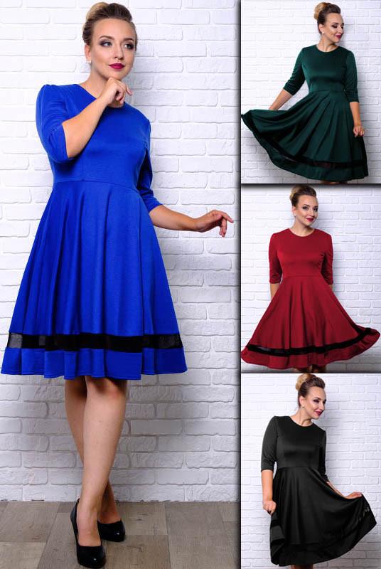 Классическое платье Миу-Миу, батальное