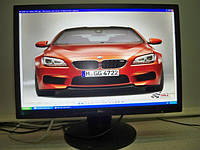 Монитор 21,5 дюйма AOC E2260P/WLED подсветка/Full HD/1920x1080/DVI,VGA/колонки Б/У