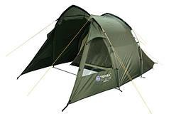 Палатка Terra Incognita Camp 4 цвета Khaki (Khaki)