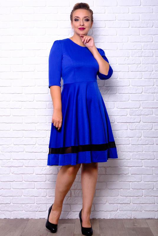 Платья большого размера Миу-Миу, электрик