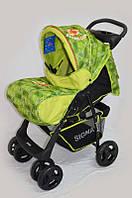 Дитяча коляска Sigma S-K-5AF Green, фото 1
