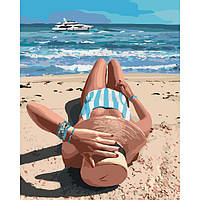 Картина по номерам - Волшебное лето КНО4515, фото 1