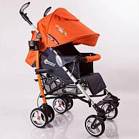 "Прогулочная детская коляска ""DolcheMio""-SH638APB Orange, фото 1"