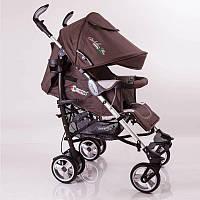 """Прогулянкова дитяча коляска """"DolcheMio""""-SH638APB Brown"""