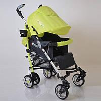 """Прогулянкова дитяча коляска """"DolcheMio""""-SH638APB Light Green"""