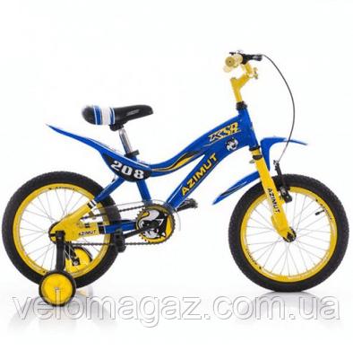 Детский двухколесный велосипед KSR PREMIUM 20 мустанг