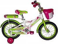 """RIDER CROSSER-6 14"""" дитячий двоколісний велосипед, фото 1"""