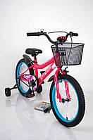 """Велосипед INTENSE 18"""" N-200 Рожевий-Неон Sigma, фото 1"""