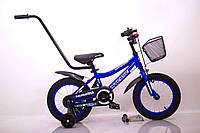 """Велосипед INTENSE 14"""" N-200 Синий Sigma, фото 1"""