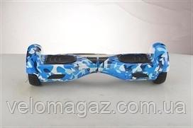 Гироборд IPP 6.5 viper  цвет blue (голубой)