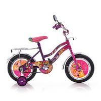 "Детский велосипед WINX 12"" мустанг"