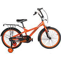 """Дитячий велосипед двоколісний STREET CROSSER-7 20"""", фото 1"""