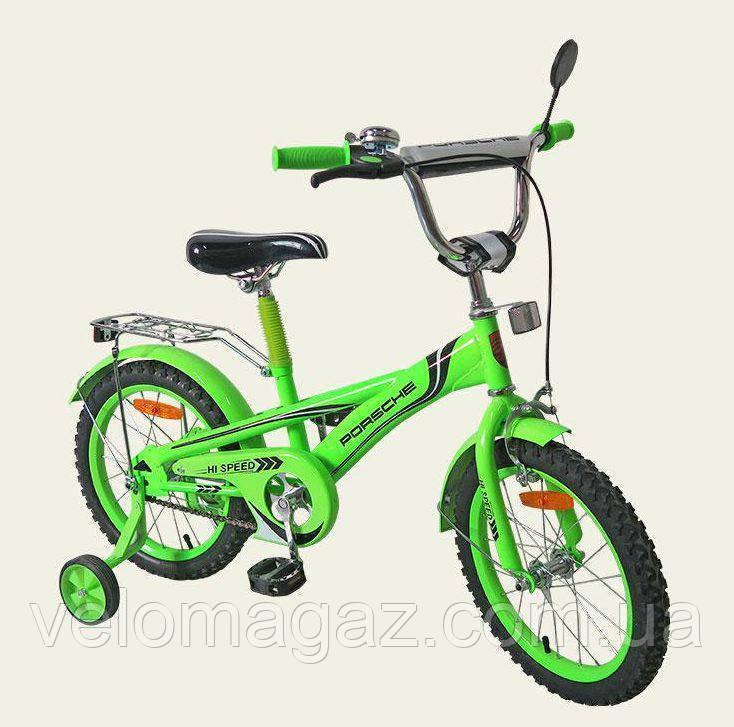 """Дитячий велосипед двоколісний SPORTS CROSSER-1 12"""""""