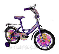 "Детский велосипед Azimut ПРИНЦЕССА 18"" , фото 1"