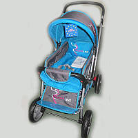 Прогулочная детская коляска Sigma H-538EF синяя