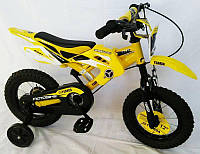 "Велосипед детский Sigma YUANDA YD-02 12"" Yellow, фото 1"