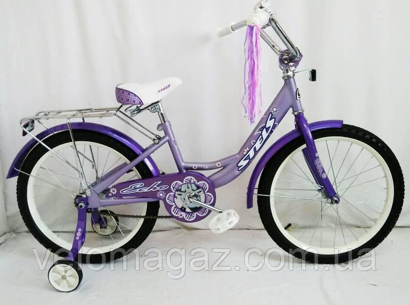 "Велосипед дитячий Sigma 20"" Stels Echo"