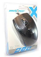 Мышка проводная, Maxxter Mc-331