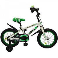 """Велосипед дитячий двоколісний Rueda Barcelona 12"""" Green"""