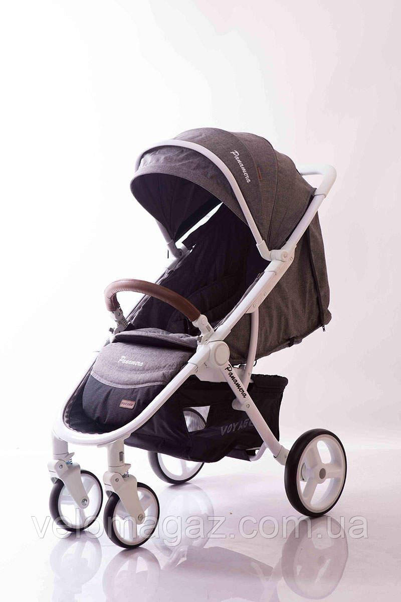 Дитяча прогулянкова коляска Panamera C689 Grey