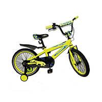"""Дитячий двоколісний велосипед STONE CROSSER-5 16"""", фото 1"""