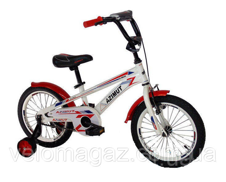 """Детский двухколесный велосипед AZIMUT G 960 20"""""""