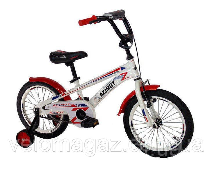 """Дитячий двоколісний велосипед AZIMUT G 960 20"""""""