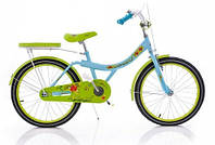 """Детский двухколесный велосипед AZIMUT STRAWBERRY 16"""", фото 1"""