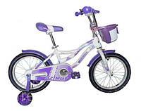 """Дитячий двоколісний велосипед AZIMUT KIDDY 16"""", фото 1"""