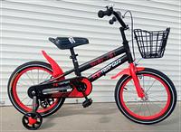 """Велосипед TopRider-01 16"""" червоний дитячий двоколісний, фото 1"""