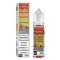 PACHAMAMA Fuji Apple Strawberry Nectarine 3 мг, 60 мл VG/PG 70/30