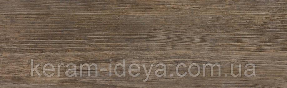 Плитка грес Cersanit Finwood 18,5x59,8 браун, фото 2