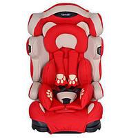 Детское автокресло M 3653 красный цвет, фото 1