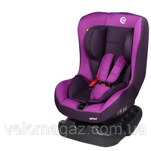 Детское автокресло El Camino ME 1010-3 INFANT фиолетовый