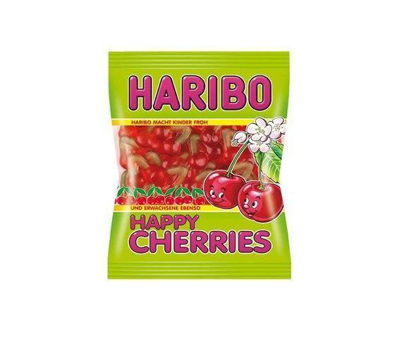 Желейные конфеты Haribo Happy Cherries 200 g