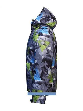 Детская зимняя куртка для мальчика Snowest (мембрана)  702-1, 128-164р., фото 2