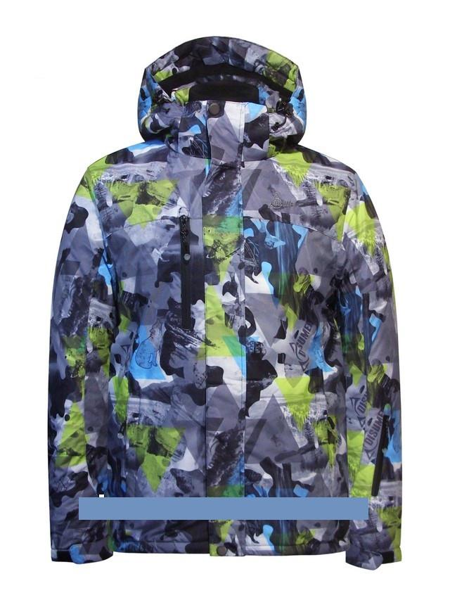 Детская зимняя куртка для мальчика Snowest (мембрана)  702-1, 128-164р.