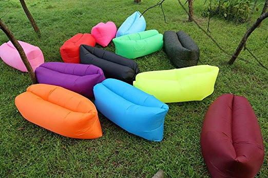 Ламзак надувний диван биван шезлонг гамак оптом