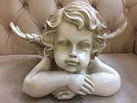 Статуэтка ангелочка из искусственного камня №28, фото 1