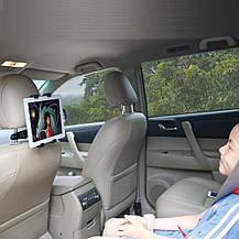Автомобильный держатель для планшета All 6'' - 10.5'' на подголовник, фото 2