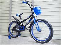 "Велосипед детский TopRider-820 20"" синий, фото 1"