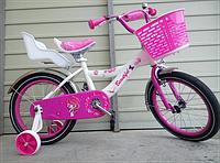 "Велосипед дитячий TopRider-403 16"" в кольорах"